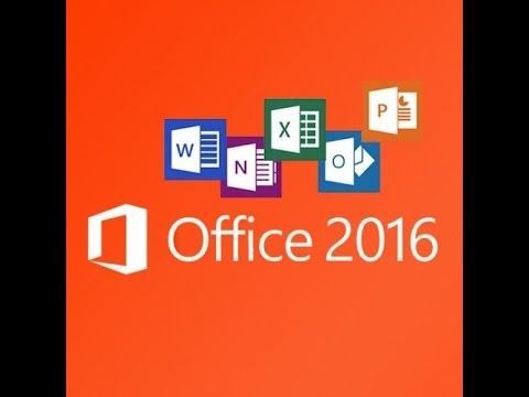 Office 2016 - Hướng Dẫn Cài Đặt Và Active Office 2016 Có Link Download