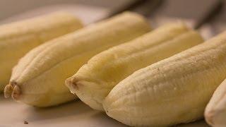 Co znajduje się w czarnych końcówkach bananów? [Specjalista radzi]
