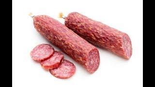 Почему в Турции нет вкусной колбасы?