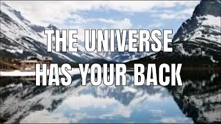 Abraham Hicks - The universe will never let you down