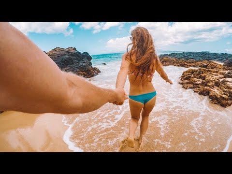 Maui, Hawaii Adventure 4k
