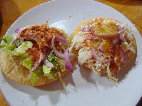 Salbutes   Gorditas de pollo para consumo familiar   para NEGOCIO!!!