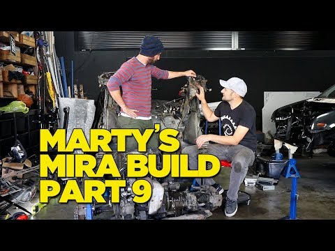 Marty's Mira Build [Part 9]