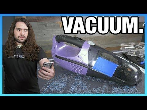 Vacuum.