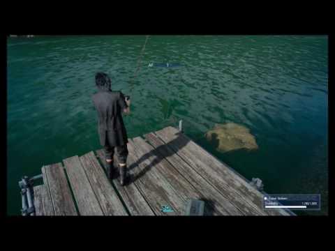FINAL FANTASY XV: Gone Fishin' - Great Nebula Salmon