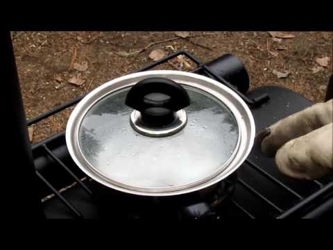 How to Boil a pot of water and instant coffee  By NDN JOE