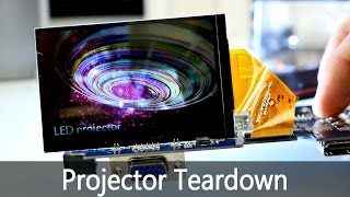 Download Chinese LED Projector Teardown - What is inside ? [4K] Video