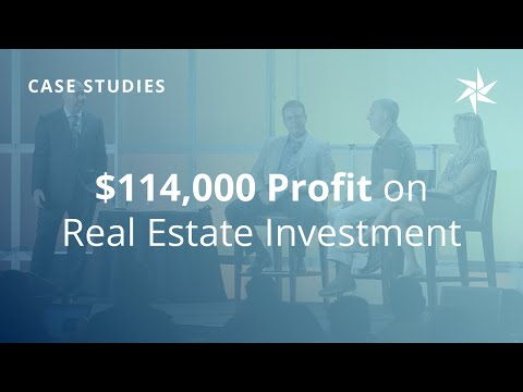 Self-Directed IRA Investor Reveals How He Made $114,000 Profit on Real Estate Investment