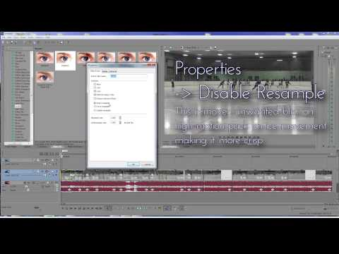 Ice Hockey Video Editing and Rendering in Sony Vegas for Vimeo upload