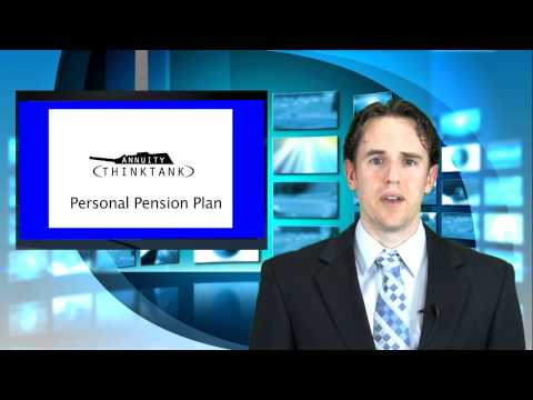 Personal Pension Plan | Personal Pension Plan Annuity