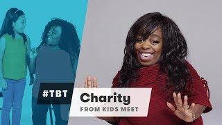 Charity from Kids Meet a Little Person   #TBT   Cut