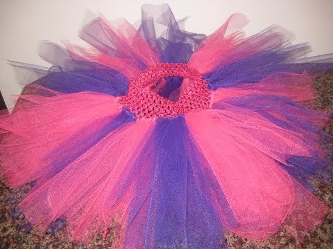 DIY Birthday Tutu