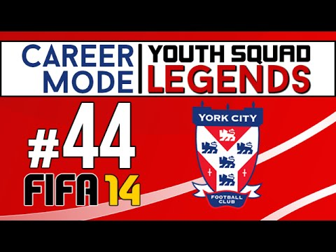 PS4 | FIFA 14 Career Mode | Youth Squad Legends 4 | Ep. 44