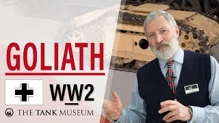 Tank Chats #81 Goliath | The Tank Museum