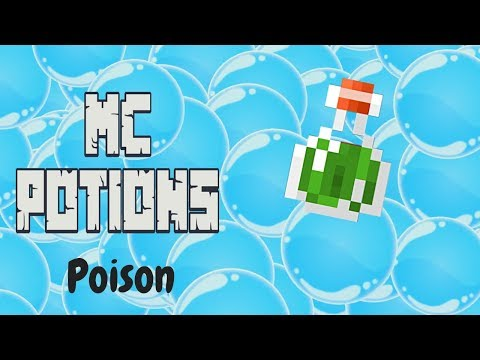 Minecraft Potions - Potion of Poison/Tutorial