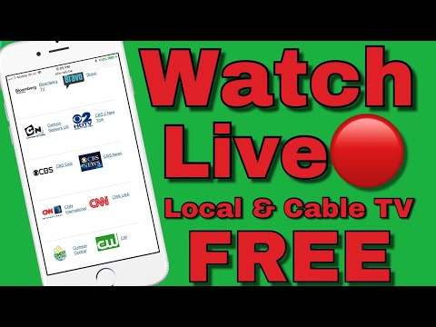 Watch Live Cable TV and Live Sports for FREE on your iOS Device ( No Jailbreak No PC )