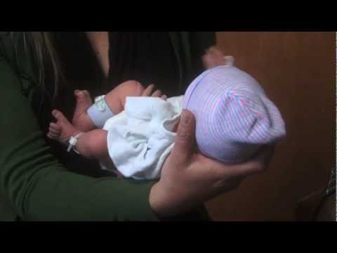 How to Hold a Newborn - Basic Holds