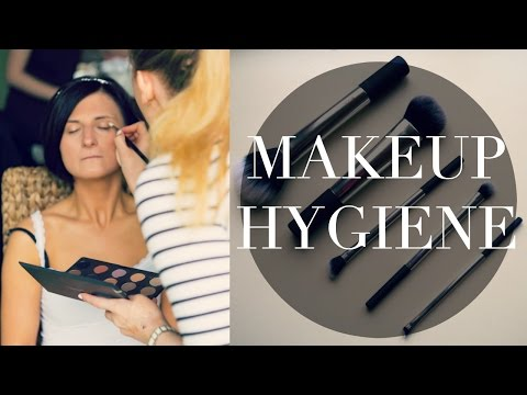 Makeup Artist Hygiene Tips - Makeup Hygiene 101 | Kat Horrocks