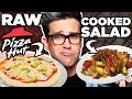 Download  Raw Cooked Food Vs. Cooked Raw Food Taste Test MP3,3GP,MP4