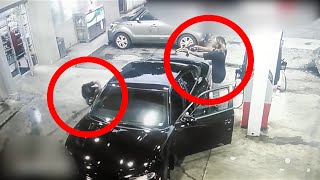 5 Gang Shooutouts Caught on Camera
