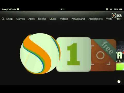 How to download screen recorder for kindle fire