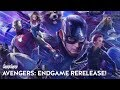 Avengers Endgame Re Release With Brand New Footage  Supersuper