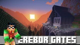 Minecraft Speed Build - Erebor Gates