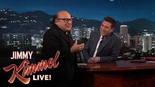 Danny Devito Jimmy Kimmel On Being Altar Boys