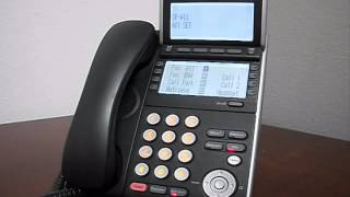 NEC SV8100 : How to activate Call Forwarding - Vidly xyz