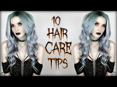 Top 10 Hair Care Tips