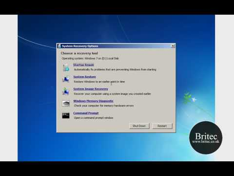 How to Backup and Restore the Windows 7 Registry by Britec