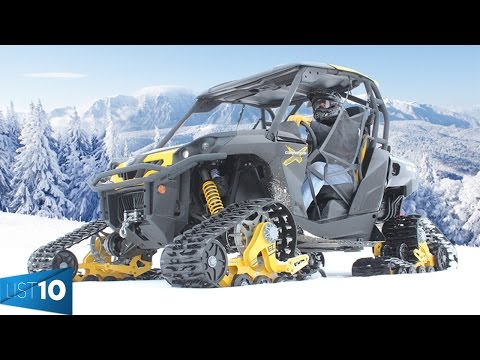 10 CRAZIEST Off Road Vehicles Ever Made | LIST KING