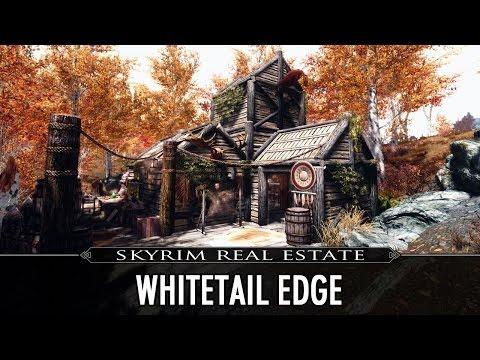 Skyrim Real Estate: Whitetail Edge