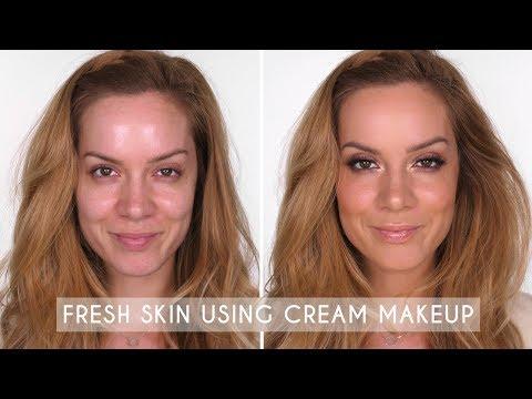 Fresh Skin Using Cream Products | Shonagh Scott | ShowMe MakeUp