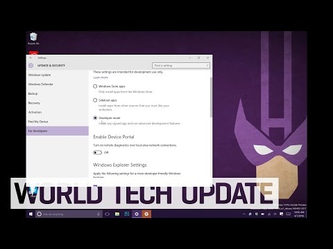 How to Set Up Bash in Windows 10