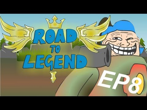 Mobile Legends: ROAD TO LEGEND - EP8