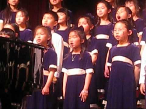 Crystal Choir at Heritage Music Festival on 2010-03-20