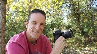 Crop Sensor (Nikon D3400) vs Full Sensor (Nikon D600)