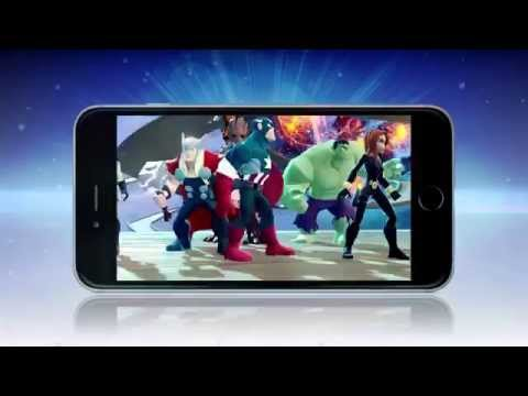 iOS Game Trailer - Disney Infinity 2.0: Toy Box | Available Now
