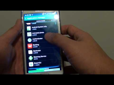 Samsung Galaxy S5: See What Permission Access an App Has