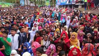 Imran New Bangla Music Video Song 2017 | দেখুন Noakhali Gov Mujib Collage  মেয়েদের অস্থির একটি ভিডিও