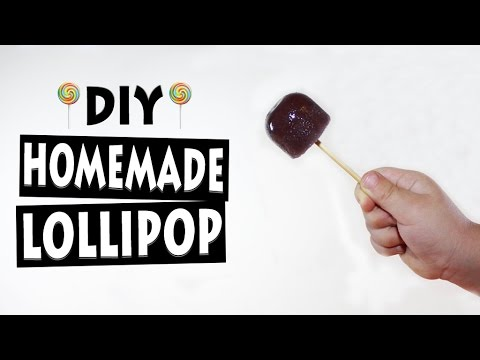 How to Make Homemade Lollipop |🍭 DIY Lollipop at Home🍭