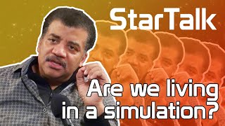 Neil deGrasse Tyson Explains the Simulation Hypothesis