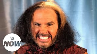 "Matt Hardy is ""woken"" and has started a Great War with Bray Wyatt: WWE Now"