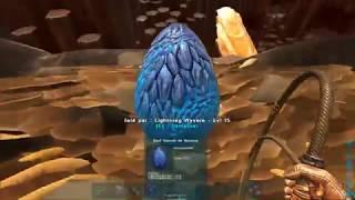 Ark Ragnarok : How to Obtain the Ice Wyvern eggs and oil