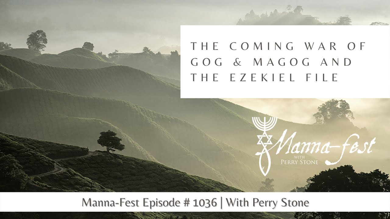 The Coming War of Gog & Magog and the Ezekiel File | Episode 1036 | Perry Stone