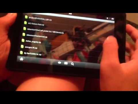 how to get mods maps skins and texture packs on minecraft pe
