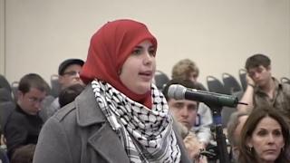 David Horowitz Brilliantly Exposes Muslim Student