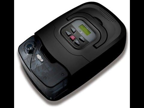 BMC RESMART AUTO CPAP MACHINE OPERATING & SETTINGS FOR SLEEP APNEA PATIENT.