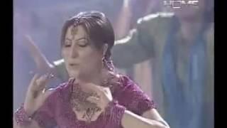 ARIF LOHAR  SAIMA DANCING    DUM GUTKU JUGNI   PTV AWARDS